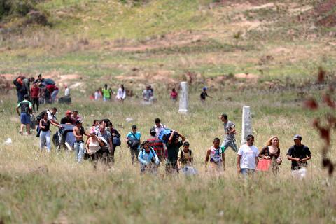 Planalto reafirma missão humanitária à Venezuela e minimiza possível conflito