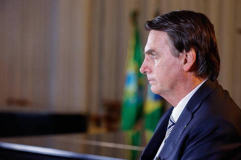 (Brasília - DF, 20/02/2019) Presidente da República Jair Bolsonaro. Foto: Isac Nóbrega/PR