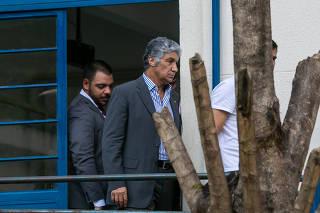 Paulo Preto realiza exame no IML de São Paulo