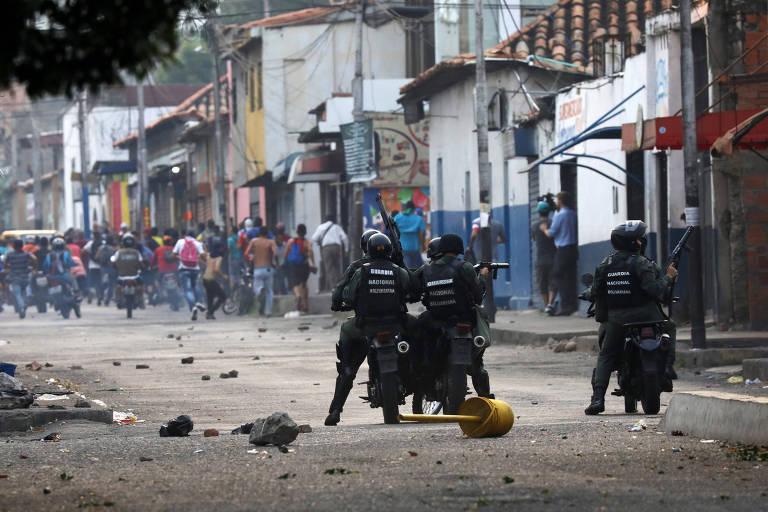 Ajuda humanitária da Venezuela