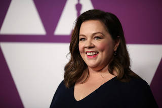 Melissa McCarthy attends the 91st Oscars Nominees Luncheon in Los Angeles
