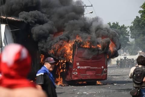 Venezuela em estado insurrecional