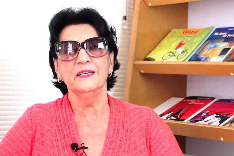 Linda Palma Bevilacqua Donato (1928-2019); Mulher do autor Marcos Reys, doava livros e memórias