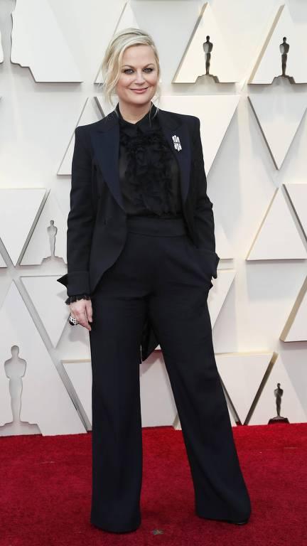 Tapete vermelho do Oscar 2019