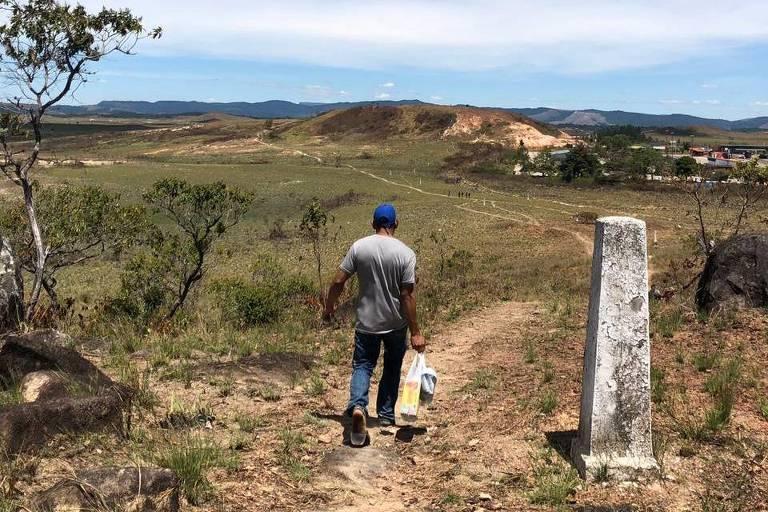 Fronteira entre Brasil e Venezuela