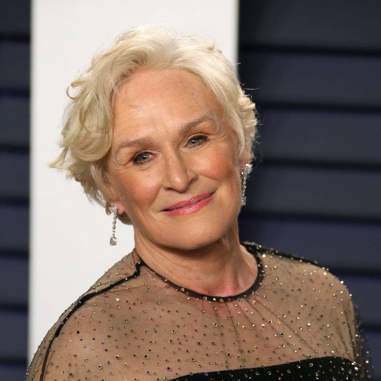 Glenn Close no Oscar 2019