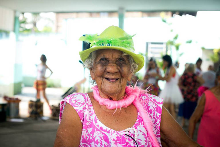 Carnaval dos velhinhos
