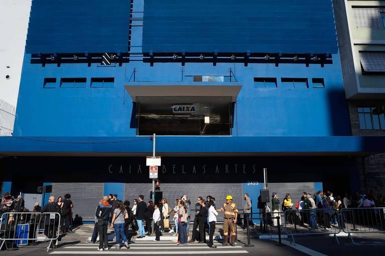 Reabertura do Cine Belas Artes, em 2014