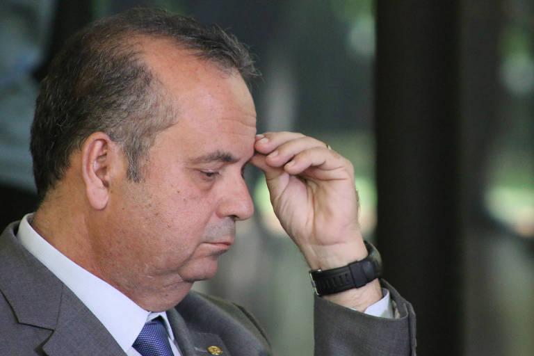 0Rogério Marinho, secretário especial de Previdência e Trabalho