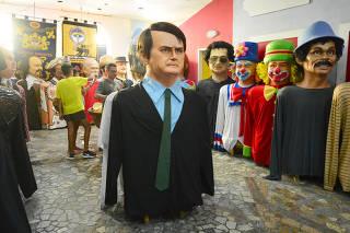 Bonecos Gigantes de Olinda.