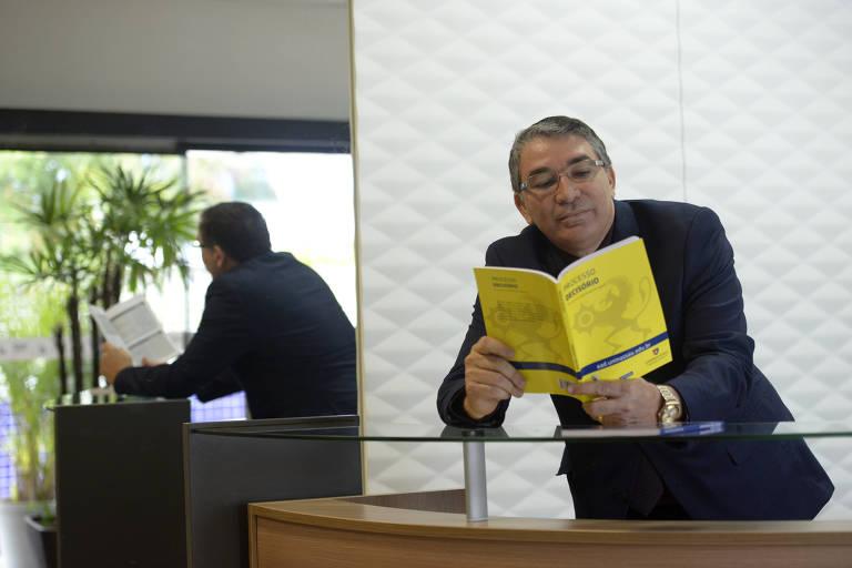 Retrato do executivo