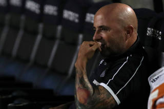 Copa Sudamericana - First Round - Santos v River Plate (Uruguay)
