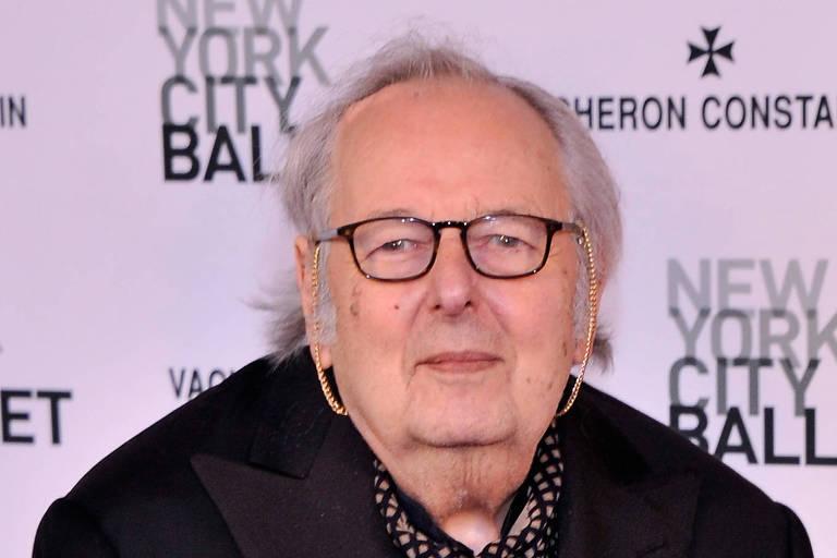O pianista André Previn no Lincoln Center, em Nova York, em 2013