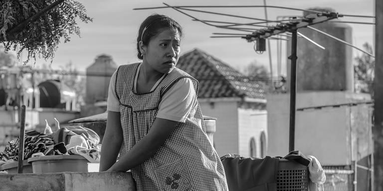 """Cena do filme """"Roma"""", de Alfonso Cuarón, em exibição no Festival de Toronto"""