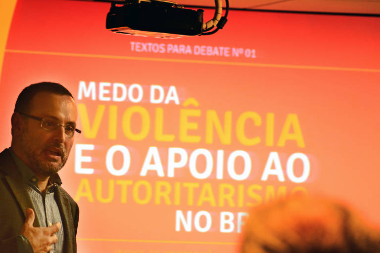 Renato Sérgio de Lima, diretor-presidente do Fórum Brasileiro de Segurança Pública