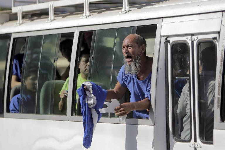 'Forrest Gump' nicaraguense acumula prisões por correr contra ditadura Ortega