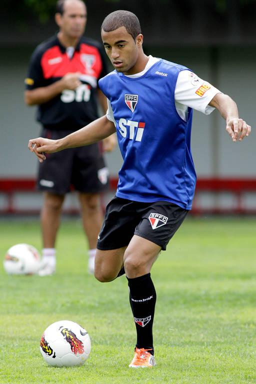 Isto é Lucas Moura