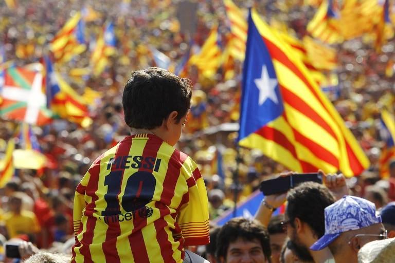 Madrilenos e catalães refutam teor nacionalista no clássico espanhol