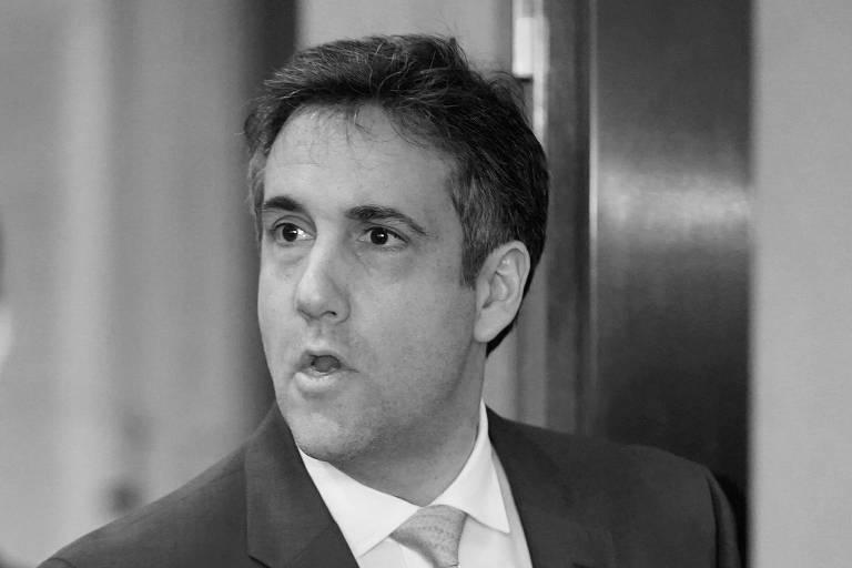 Michael Cohen, ex-advogado do presidente Donald Trump