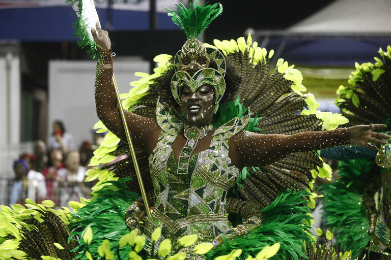 Desfile da Mancha Verde