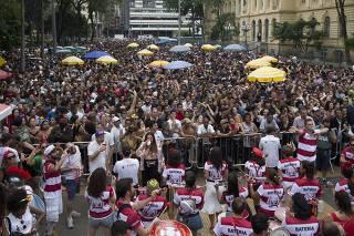 Pré Carnaval | Baixo Augusta