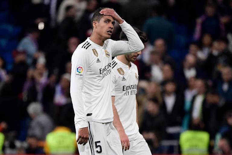 Real Madrid perde de novo para o Barcelona e entra em crise