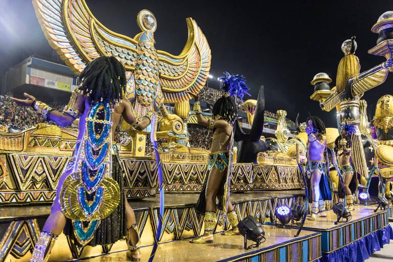 Desfile da Vai-Vai