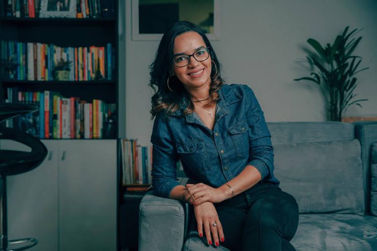 Daniela Barchi, 35, estudou pedagogia e já trabalhou como analista de RH e bancária