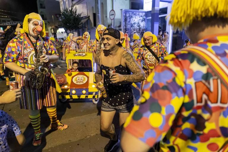 Carnaval em Socorro (SP)