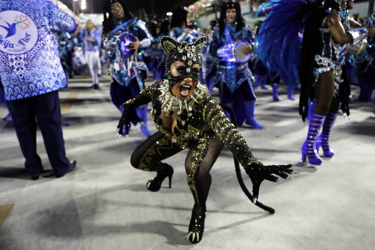 Desfile da Beija-flor de Nilópolis