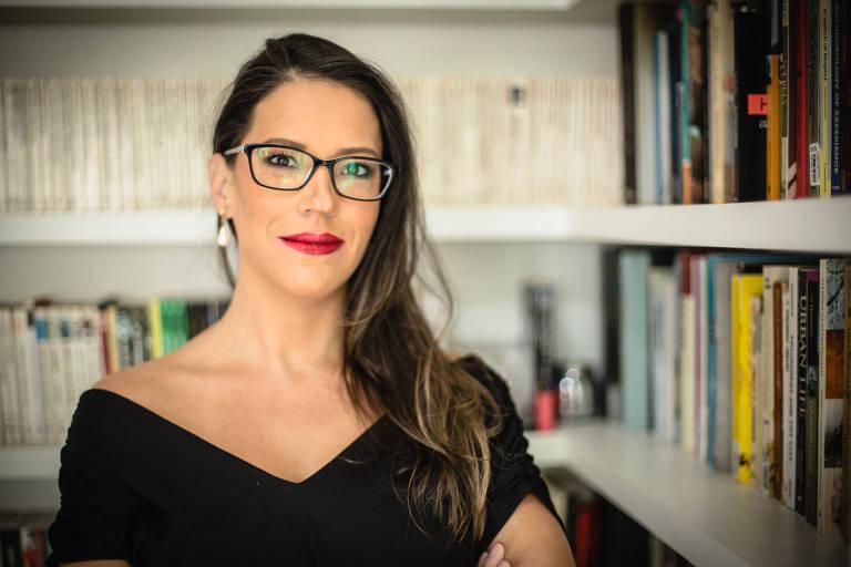 A cientista social e antropóloga brasileira Rosana Pinheiro-Machado, que tem ministrado palestras em universidades dos EUA sobre a transição do Brasil, do lulismo ao bolsonarismo