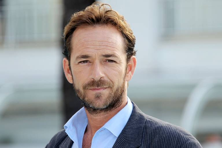 Luke Perry - Oficial