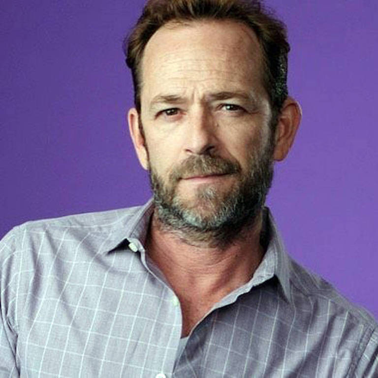Ator Luke Perry, de 'Barrados no Baile' e 'Riverdale'