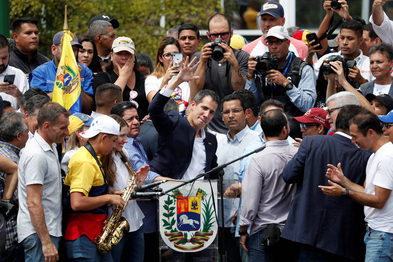 Guaidó retorna à Venezuela, em 4/3