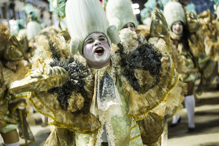 Desfile da Imperatriz Leopoldinense