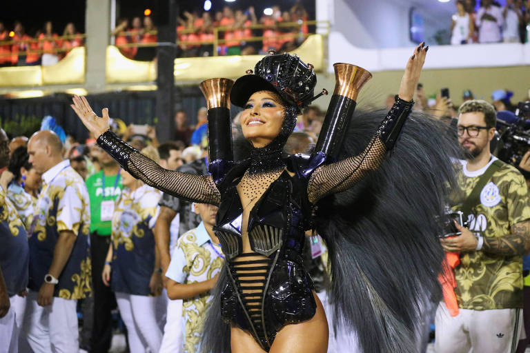 Desfile da Unidos de Vila Isabel
