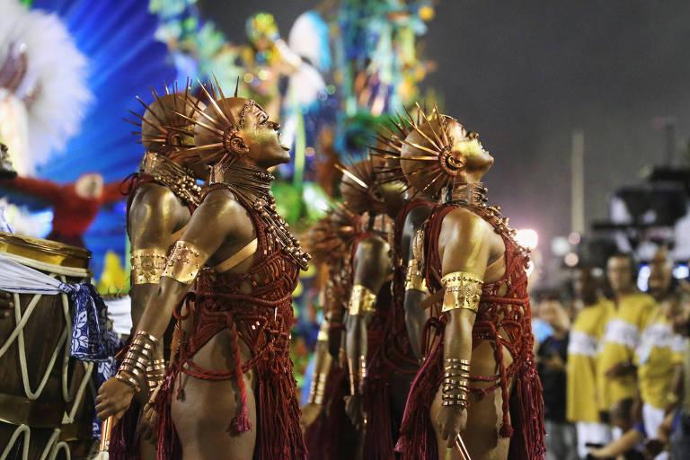 Desfile da Portela