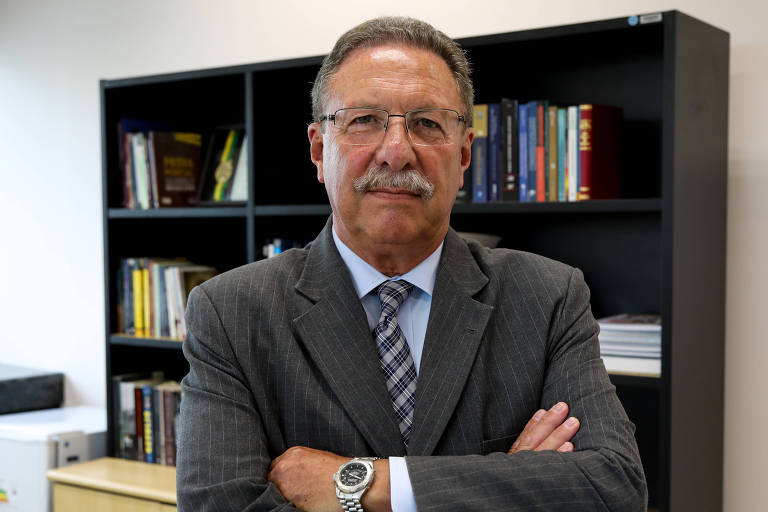 Luiz Antonio Bonat, que passa a substituir Sergio Moro como juiz titular da 13ª Vara Federal de Curitiba