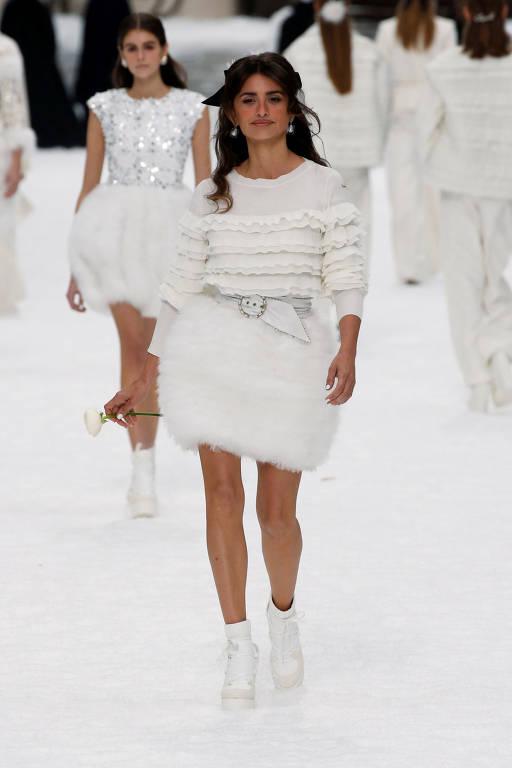 Chanel - Desfile Paris Fashion Week