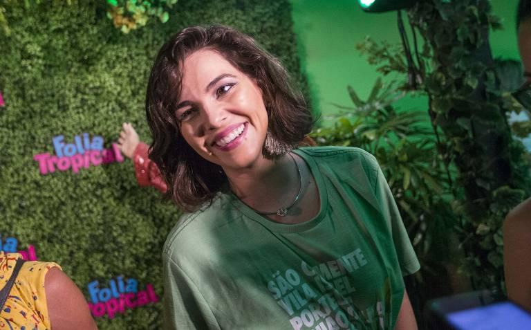 Tainá Muller é uma das convidadas no programa de reestreia do Sem Censura