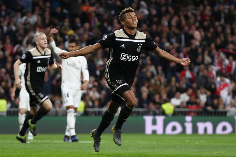 Real Madrid 1x4 Ajax