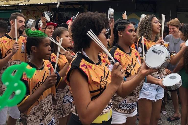 Carnaval na Quebrada
