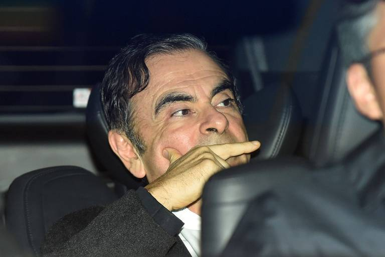 Advogado diz que após 100 dias de prisão Ghosn está cansado