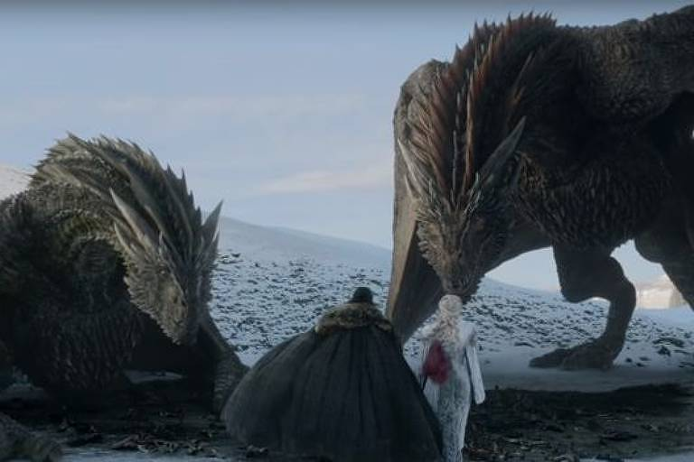 Cenas do trailer oficial da oitava e última temporada de 'Game of Thrones'