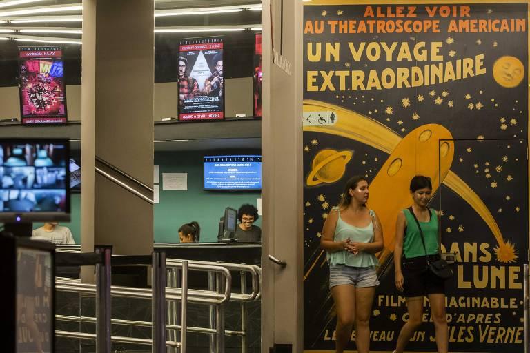 Belas Artes, cinema de rua que corre o risco de fechar