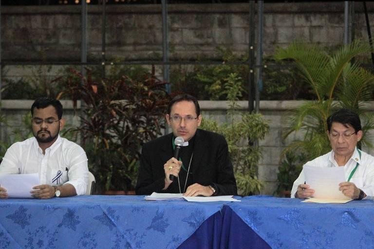 Governo da Nicarágua e oposição definem rota para diálogos de paz