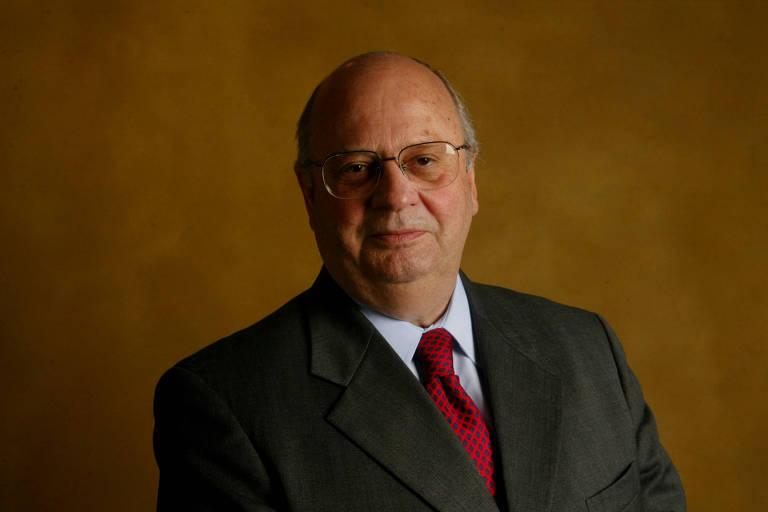 O embaixador Luiz Felipe de Seixas Corrêa, que foi secretário-geral do Ministério das Relações Exteriores em duas ocasiões