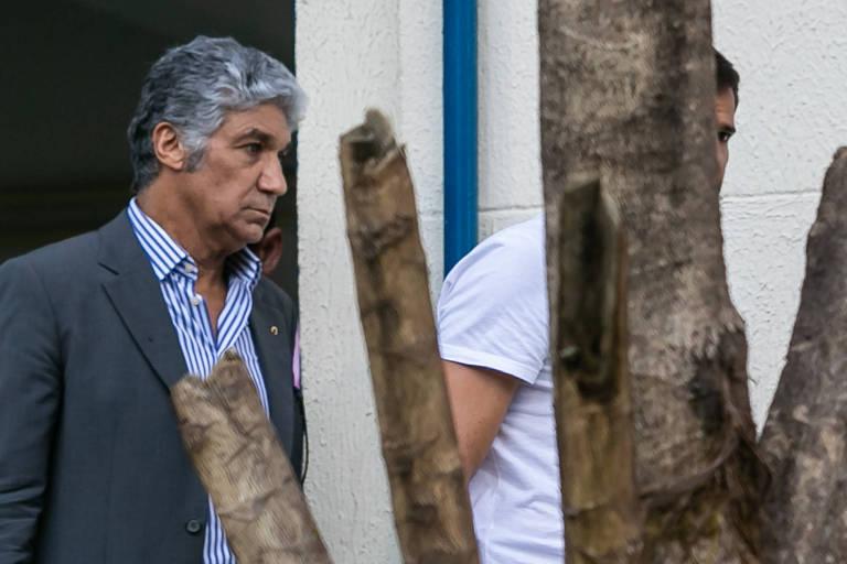 Paulo Preto é transferido para presídio onde está Eduardo Cunha