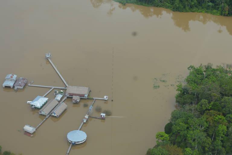 Indígenas isolados no Amazonas