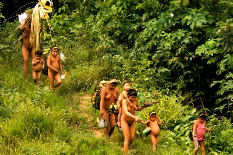 Operação da Funai apoia índios isolados no Amazonas